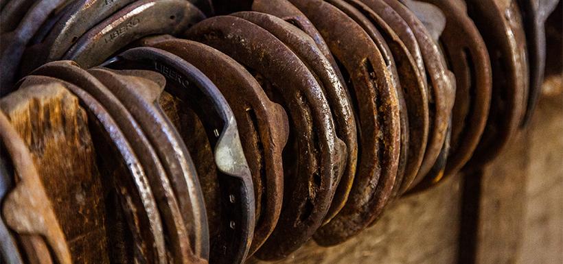Les différents types de fers