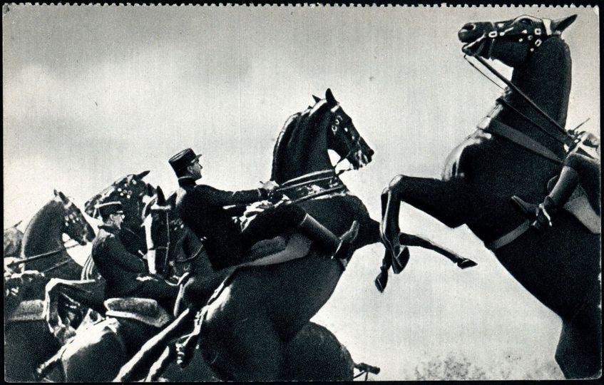 L'histoire du Cadre noir de Saumur