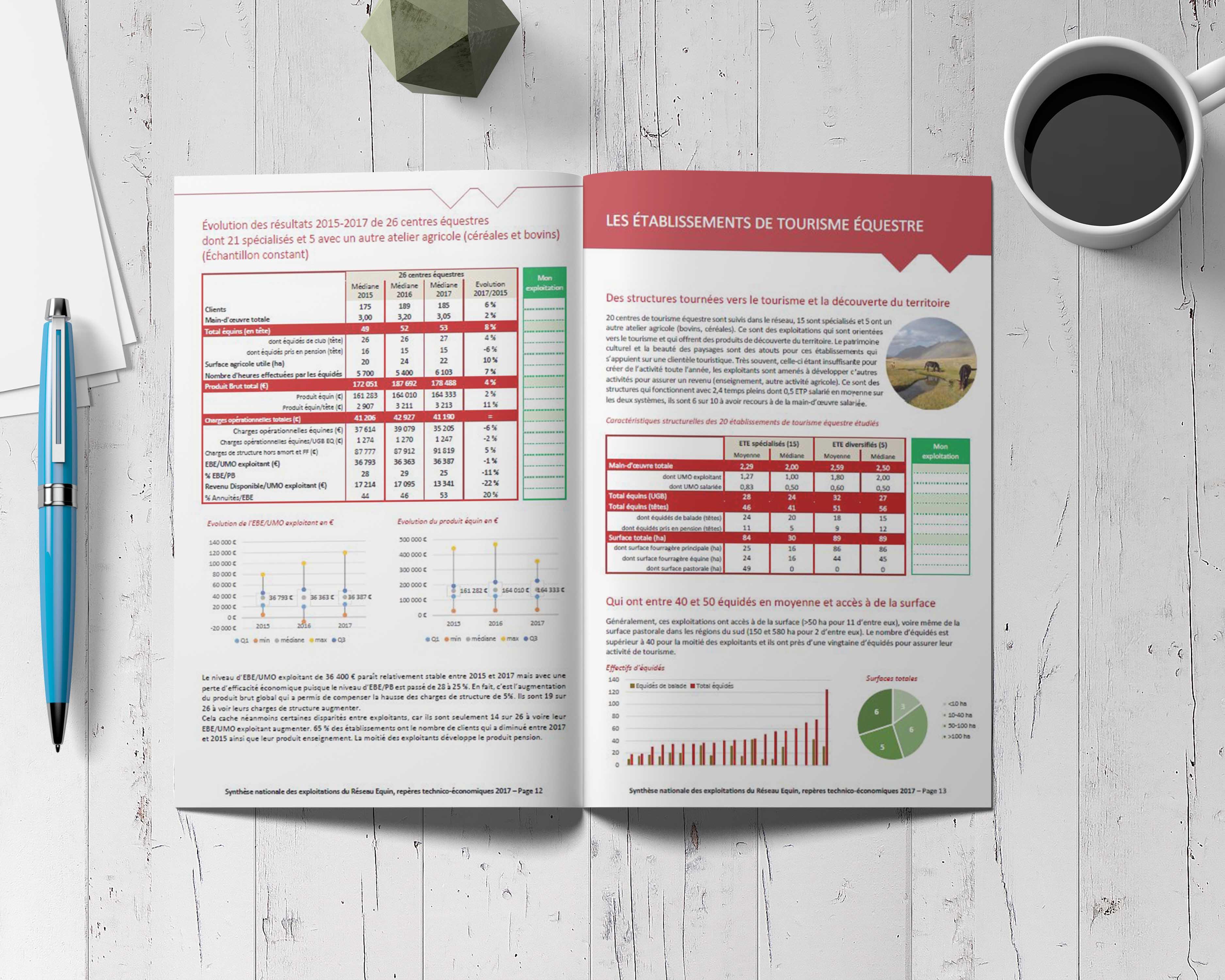 Publications technico-économiques pour les entreprises