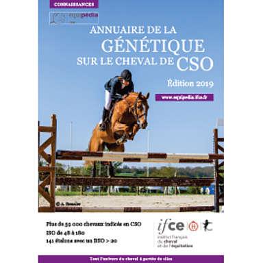Annuaire de la génétique : cheval de CSO 2019