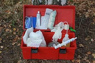 gestion des déchets vétérinaires