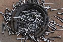 outils du maréchal-ferrant