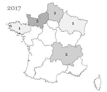 Les poulains Highland nés en France et immatriculés