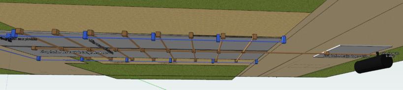 système de récupération de l'eau